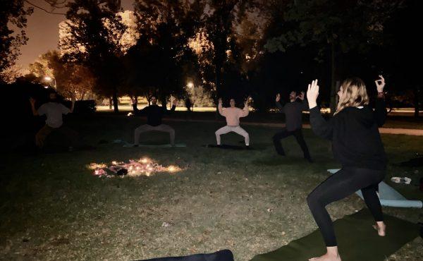 Sesiones de yoga valencia